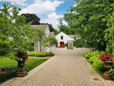 Milwaukee County Single Family Home For Sale: 1810 E Fox Ln