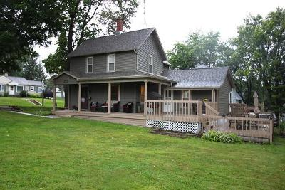 Jefferson Single Family Home Active Contingent With Offer: 103 N High Ave