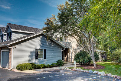 Delafield Condo/Townhouse Active Contingent With Offer: 2357 Quail Hollow Ct #D