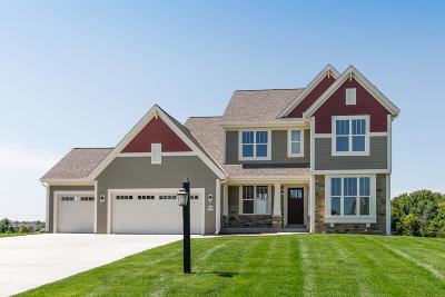 Pewaukee Single Family Home For Sale: W239n3781 River Birch Ct