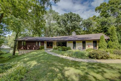 Brookfield Single Family Home Active Contingent With Offer: 17690 Wexford Ct