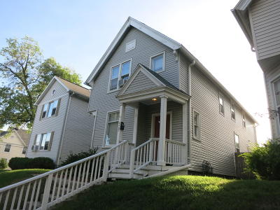 Milwaukee WI Two Family Home For Sale: $224,000