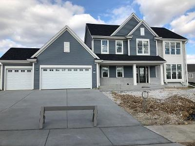Waukesha Single Family Home For Sale: 3634 Howell Oaks Dr