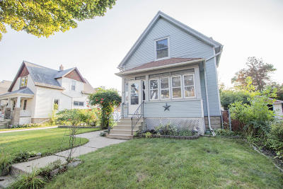 West Allis Single Family Home Active Contingent With Offer: 1313 S 63rd St