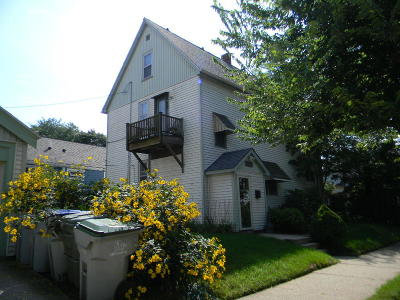 Milwaukee WI Two Family Home For Sale: $270,000