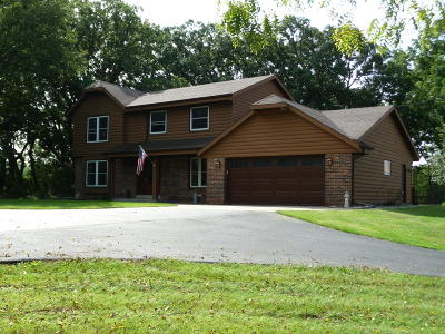 Waukesha Single Family Home For Sale: S29w31247 Sunset Dr