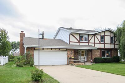 West Bend Single Family Home Active Contingent With Offer: 1503 Primrose Ln