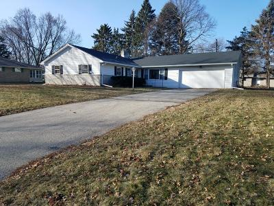 Delavan WI Single Family Home For Sale: $169,900