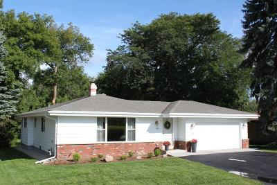 Brown Deer WI Single Family Home Sold: $189,900