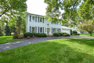 Brookfield Single Family Home Active Contingent With Offer: 18625 Anita Ct