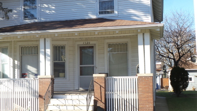 Racine Single Family Home For Sale: 1526 Flett Ave