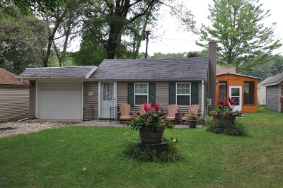 Eagle Single Family Home Active Contingent With Offer: S102w34554 Lower Clarks Park