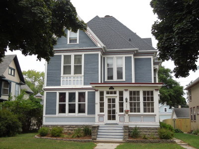 Sheboygan Multi Family Home For Sale: 628 Erie Ave