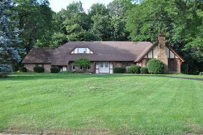 Brookfield Single Family Home Active Contingent With Offer: 19310 Glen Kerry Dr