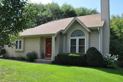 Pewaukee Single Family Home Active Contingent With Offer: 527 High St