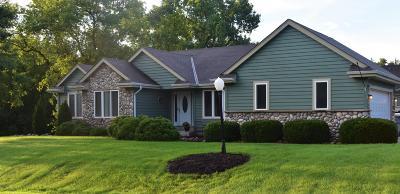 Milwaukee Single Family Home For Sale: 10741 W Green Tree Rd