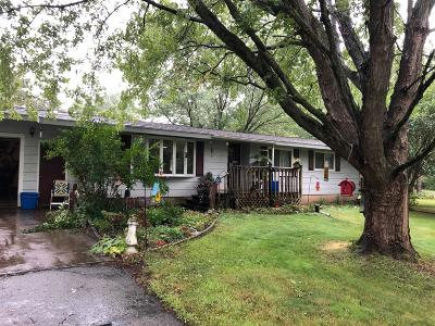 Menominee Single Family Home For Sale: W7105 #3 Ln