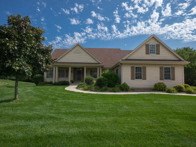 Sussex Single Family Home For Sale: W231n7358 Field Dr
