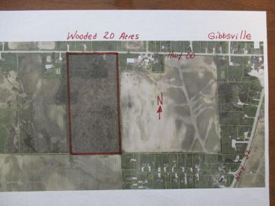 Sheboygan Falls Residential Lots & Land For Sale: Pcl County Road Oo