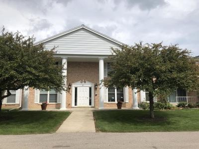 Mequon Condo/Townhouse Active Contingent With Offer: 940 W Heritage Ct #110