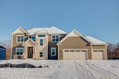 Sussex Single Family Home For Sale: W237n5546 Fieldstone Pass Cir