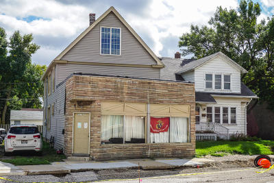 West Allis Two Family Home For Sale: 7215 W National Ave
