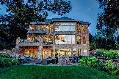 Hartland Single Family Home For Sale: 2617 Nagawicka Rd