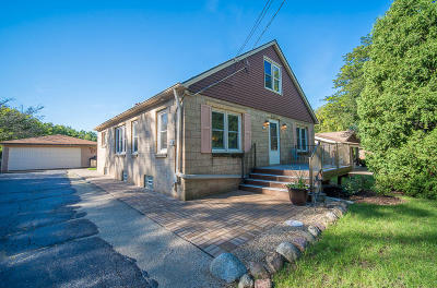 Greenfield Single Family Home Active Contingent With Offer: 3201 W Cold Spring Rd