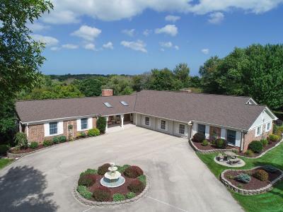 Racine County Single Family Home For Sale: 6500 Brook Rd