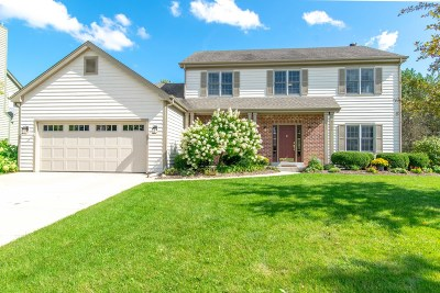 Cedarburg Single Family Home Active Contingent With Offer: W73n362 Mulberry Ave