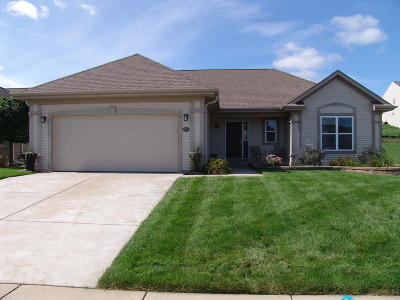 West Bend Single Family Home For Sale: 226 Reeds Dr