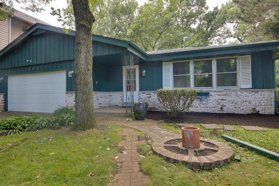 Pleasant Prairie WI Single Family Home For Sale: $299,900