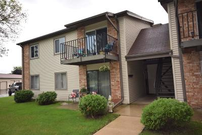 Washington County Condo/Townhouse Active Contingent With Offer: N115w17129 Armada Dr