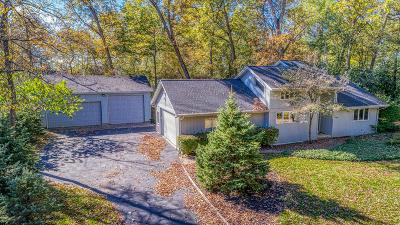 Lake Geneva Single Family Home For Sale: W3773 Parker Dr