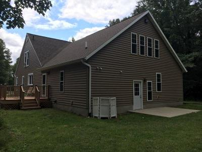 Marinette Single Family Home For Sale: W806 Heath Ln
