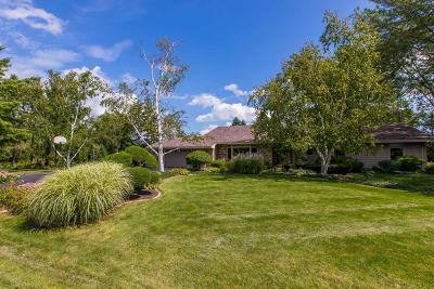 Pleasant Prairie WI Single Family Home For Sale: $549,500