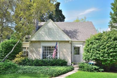 Whitefish Bay Single Family Home For Sale: 5573 N Berkeley Blvd