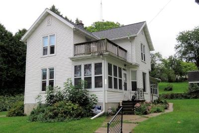 Mayville Single Family Home Active Contingent With Offer: 128 Barwig Ave