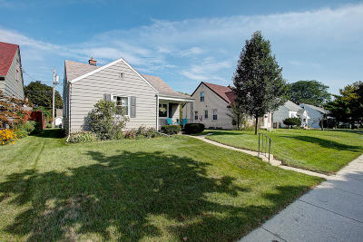 West Allis Single Family Home For Sale: 2408 S 65th St