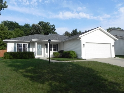 Waukesha Single Family Home Active Contingent With Offer: 2459 Emslie Dr