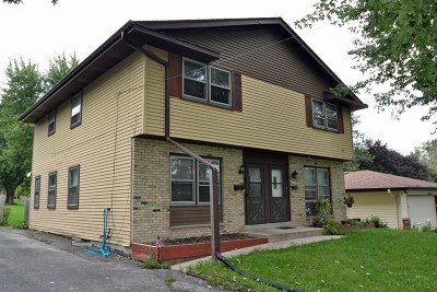 Greenfield Two Family Home Active Contingent With Offer: 4035 S 41st St #4037