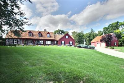Waukesha Single Family Home Active Contingent With Offer: W297n931 Kings Way