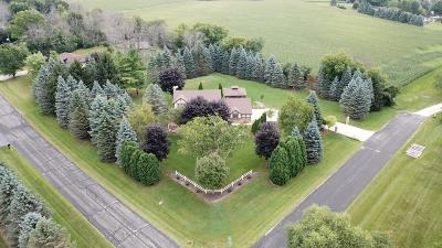 Waukesha Single Family Home For Sale: S44w27532 Elk Valley Rd