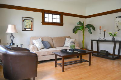 Single Family Home For Sale: 6422 W North Ave
