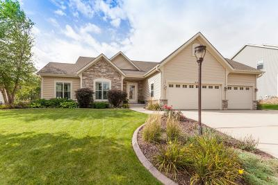 Waukesha Single Family Home Active Contingent With Offer: 1935 Patrick Ln
