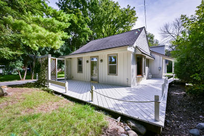 Delafield Single Family Home Active Contingent With Offer: 1106 Main St