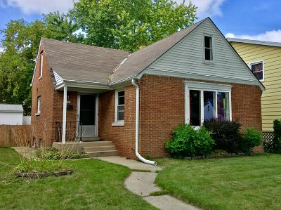 Milwaukee Single Family Home For Sale: 3619 N 49th St