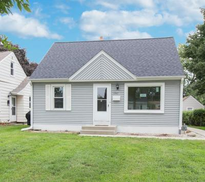 West Allis Single Family Home For Sale: 1342 S 113th St