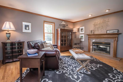 Pewaukee Single Family Home Active Contingent With Offer: N25w26473 Whitetail Ct