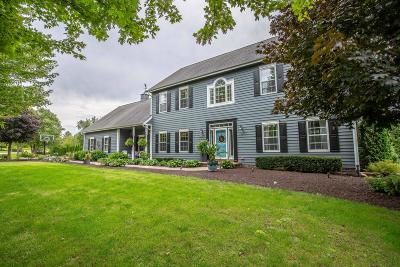 Delafield Single Family Home For Sale: W311s531 Hidden Hollow